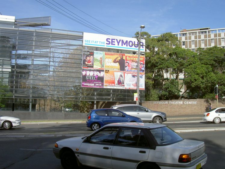 The Seymour Centre: an injection of the arts - and modernity